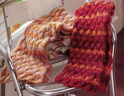 knitting patterns scarf