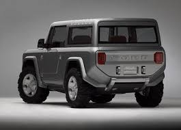 ford bronco 2008
