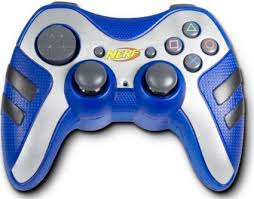 nerf playstation 2 controller