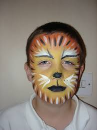 childrens facepainting
