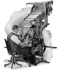 linotype machines