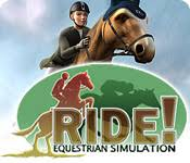 ride horse game