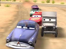 cars ps2 games