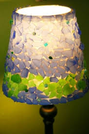 beach glass crafts