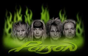 poison live