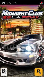midnight club la on psp