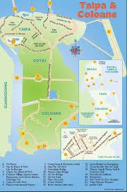 macau travel map
