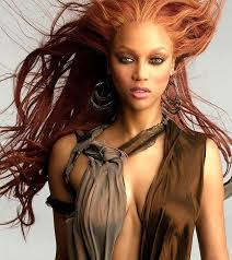 pictures of tyra banks modeling