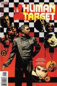 human target comics