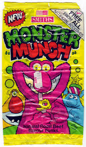 beef monster munch