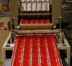 roof tile machines