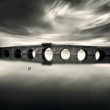 landscape photography black and white
