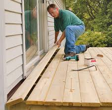 building decking