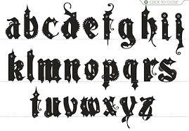 cool font designs