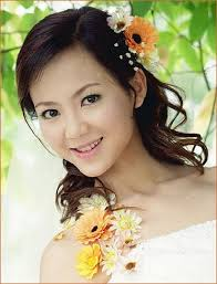asian bridal hair styles