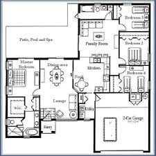 layout of a house