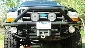 ford truck bumper