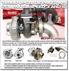 mazda speed turbo