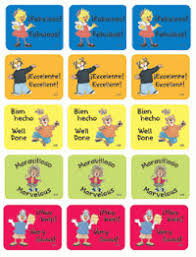 english stickers