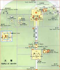 map of temple