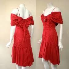 dresses 1980