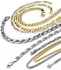 gold chain styles