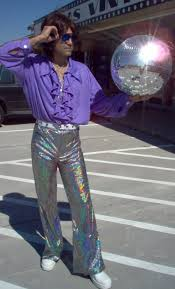 70s disco clothing