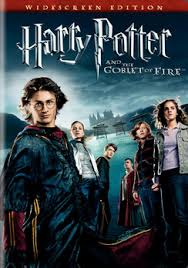 goblet of fire dvd
