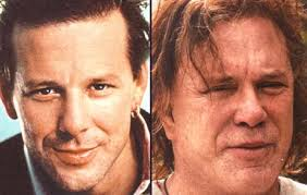 mickey rourke old pictures
