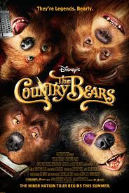 country bears movie