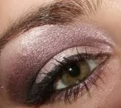 glamour eye make up