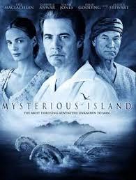 mystery island dvd