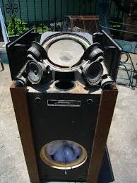 bose woofers
