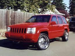 grand cherokee 1996