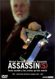 assassin dvd