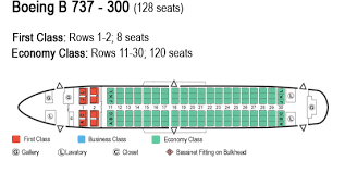 air china seating