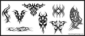 tribal tattoos images