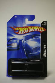 hot wheels mystery