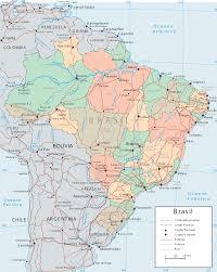 mapas brasileiros