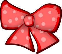 bow clip art free