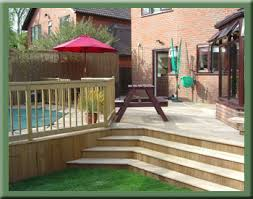 deck steps design