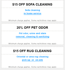 carpet cleaner coupons