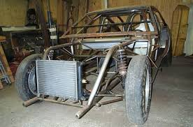 drag car chassis