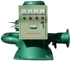 small hydroelectric turbine
