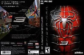 spiderman game 3
