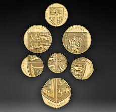 2008 coins uk