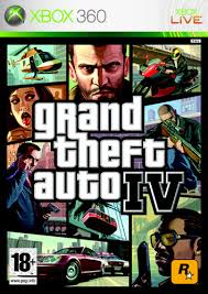 grand theft auto iv for xbox