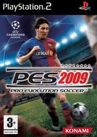 pes 2009 pro evolution soccer ps2