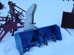 ford snowblower