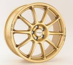gold car rims